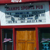 Champs Sports Pub Photo