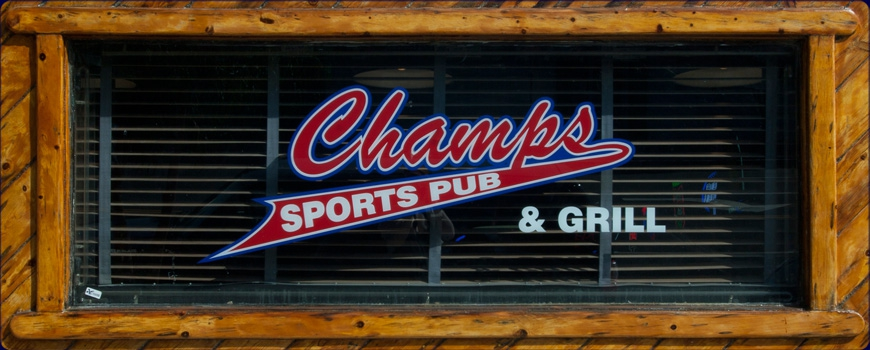 9d089f6bd79 Welcome - Champs Sports Pub - Burbank California